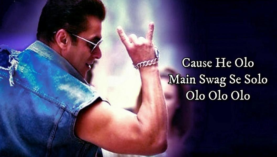 Valentine's special: सलमान खान लाए फैन्स के लिए 'स्वैग से सोलो'