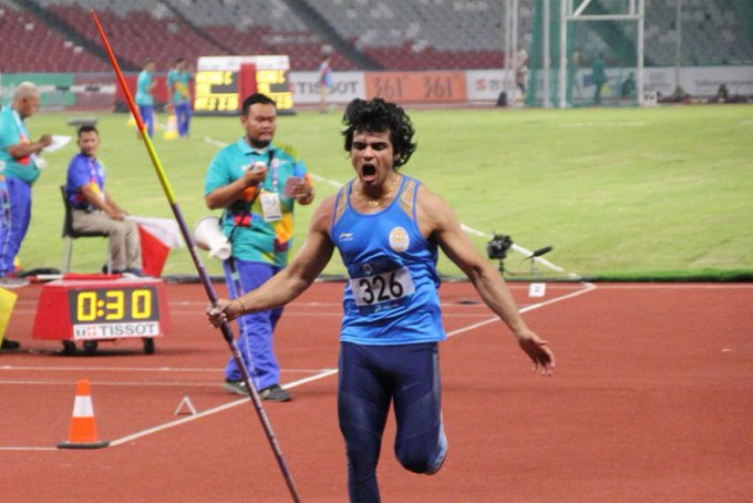 Tokyo Olympics, Javelin throw final: नीरज चोपड़ा ने स्वर्ण पदक जीतकर ओलिंपिक में रचा इतिहास